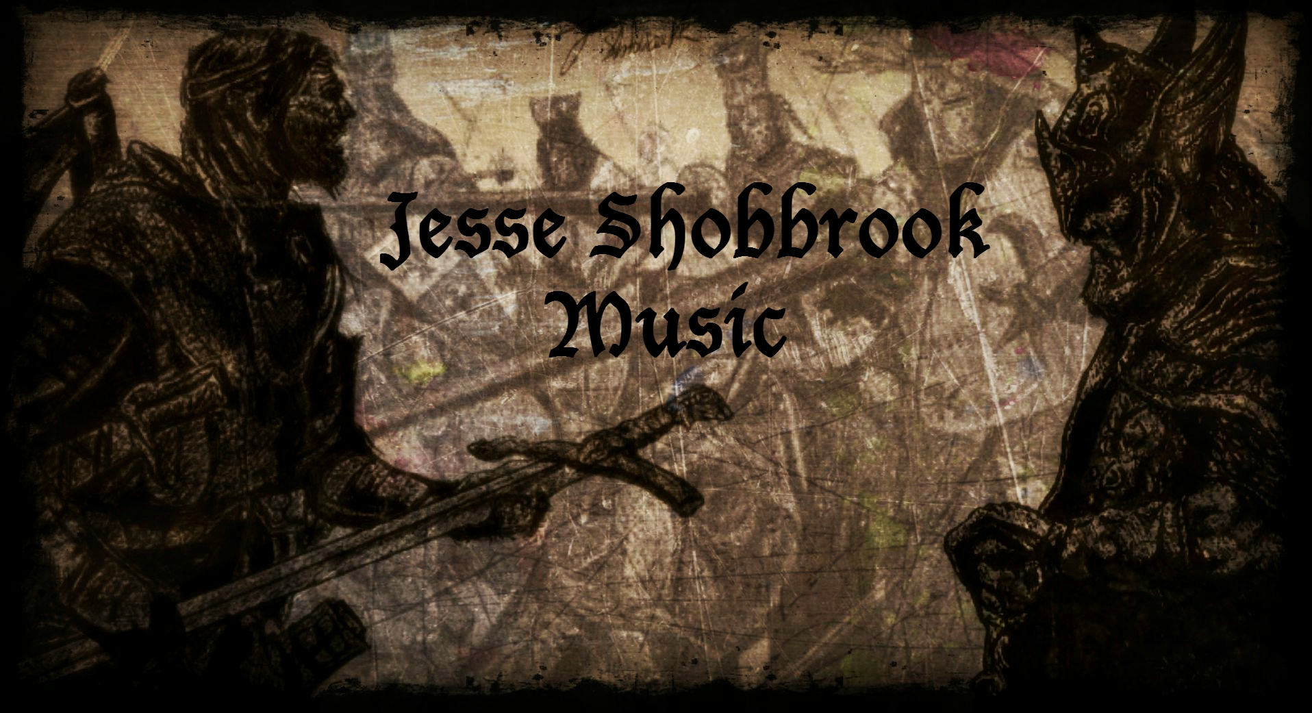 Jesse Shobbrook Art Work